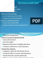 Women and Law.ppt