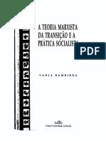 Vânia Bambirra - A teoria marxista da transição e a prática socialista-Editora Universidade de Brasília (1993).pdf