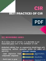 CSR Best practises.pptx