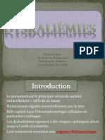 Topo Dyskaliémie