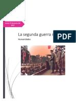 Humanidades La Segunda Guerra Mundia - Copia