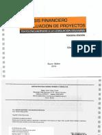 Analisis financiero, evaluación de proyectos Víctor yañez