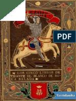 Tirante el Blanco - Joanot Martorell.pdf