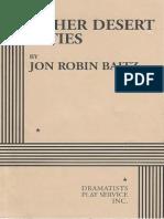 Other Desert Cities - Jon Robin Baitz.pdf