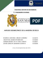 Analisis Geomecanico de La Muestra de Roca (1)