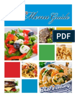 The Gibsons Menu Guide 2008