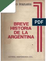 Breve Historia de La Argentina