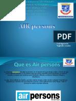 App de Psicologo Airpersons