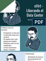 OVirt - Liberando El DataCenter