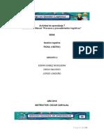 5.Actividad de aprendizajes 7 Evidencia 5 Manual Procesos y procedimientos logísticos 2.pdf