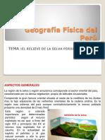 3.-Relieve Selva Peruana