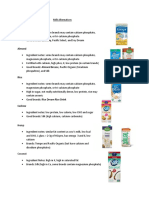 renal diet friendly milk alternatives