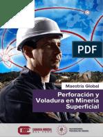 Camiper Perforacion y Voladura en Mineria Superficial