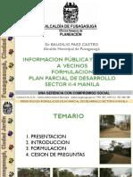 Manila Formulacion
