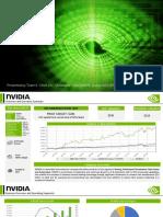 NVIDIA valuation