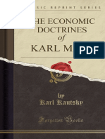 Karl Kautsky - The Economic Doctrine of Karl Marx.pdf