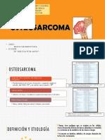 Osteosarcoma Pp t