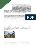 Apatosaurus Description