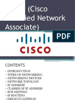CCNA (Cisco Certified Network Associate).pptx