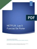 Gerencia Estrategica Caso Netflix