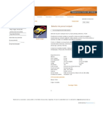 Detector de Poros Compact