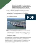 Puertos en Ecuador