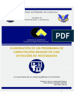 ELABORACIÓN DE UN PROGRAMA de capacitación basado en una detección de necesidades.pdf