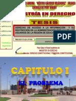 Presentacion Tesis Mario Aguilar Fruna 2014 Maestria Derecho