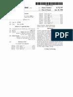 Us5772747- Tire Sealant Patente
