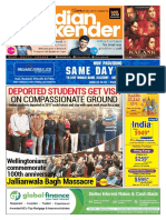 Indian Weekender 19 April - Volume 11 Issue 05
