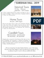 Earsham Hall Tearooms April 2019