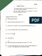 156871873176938945 Karnataka 2nd Puc Mathematics Board Exam Question Paper Eng Version-march 2018