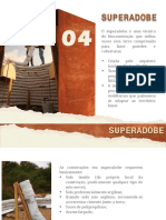SUPERADOBE E HIPERADOBE