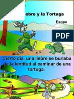 La Liebre y La Tortuga(1)
