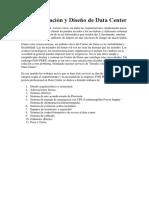 Implementación y Diseño de Data Center