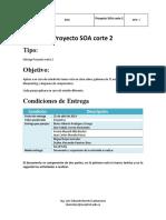 Proyecto Corte 2 - SOA