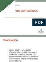planeamiento estratégico