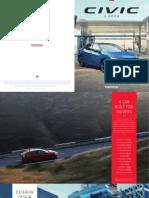 Civic 5DR Brochure 2019.pdf