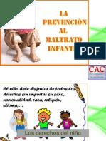 Curso Prevencion Al Maltrato Infantil