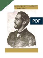 Poema de Juan Antonio Perez Bonalde
