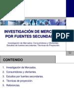 Referencia-Investigacion de Mercado