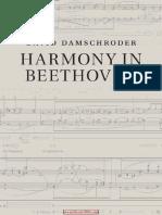 Harmony in Beethoven