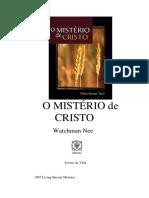 O ministério de Cristo - Watchman Nee.pdf