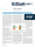 TDD Y FDD