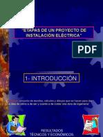 Elaboración de un proyecto eléctrico.pps