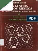 Robert Castel. La gestión de riesgos.pdf