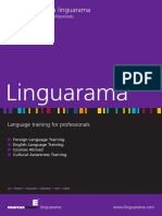 Linguarama UK Brochure