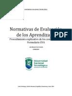 Normativas de Evaluación-1