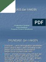 Imunisasi Dan Vaksin