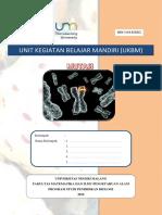 Ukb Mutasi - 1 Sindrom Turner